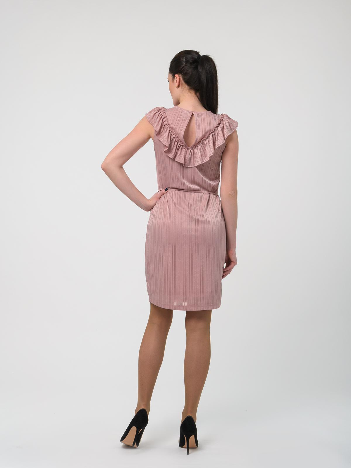 Платье ICHI 20105764 спина