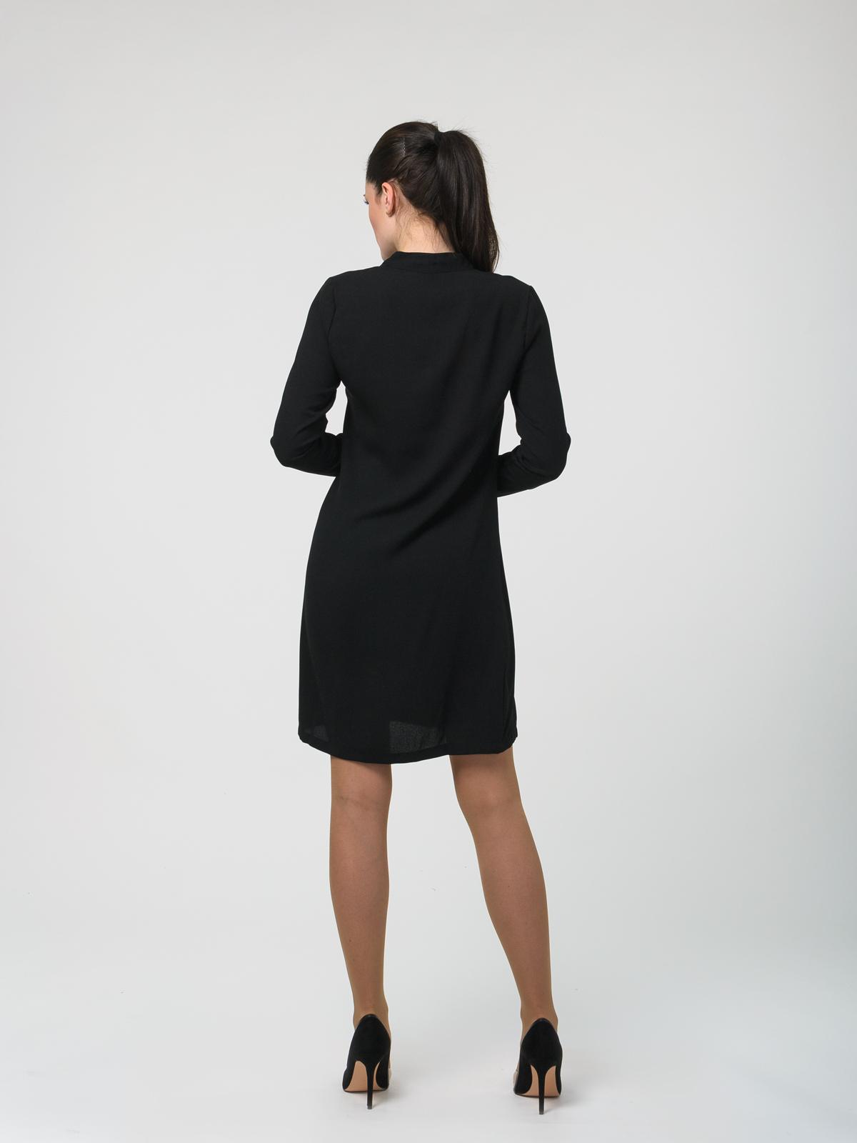 Платье ICHI 20104809 спина