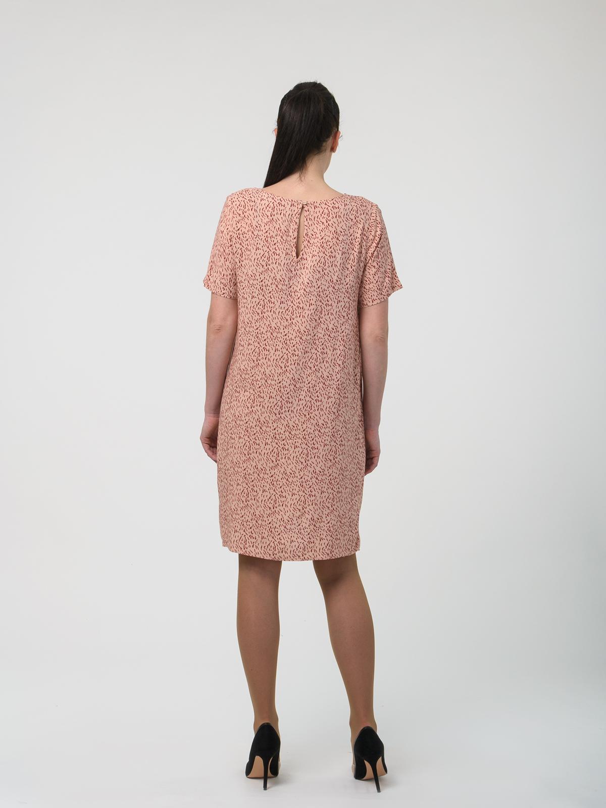Платье ICHI 20107687 спина