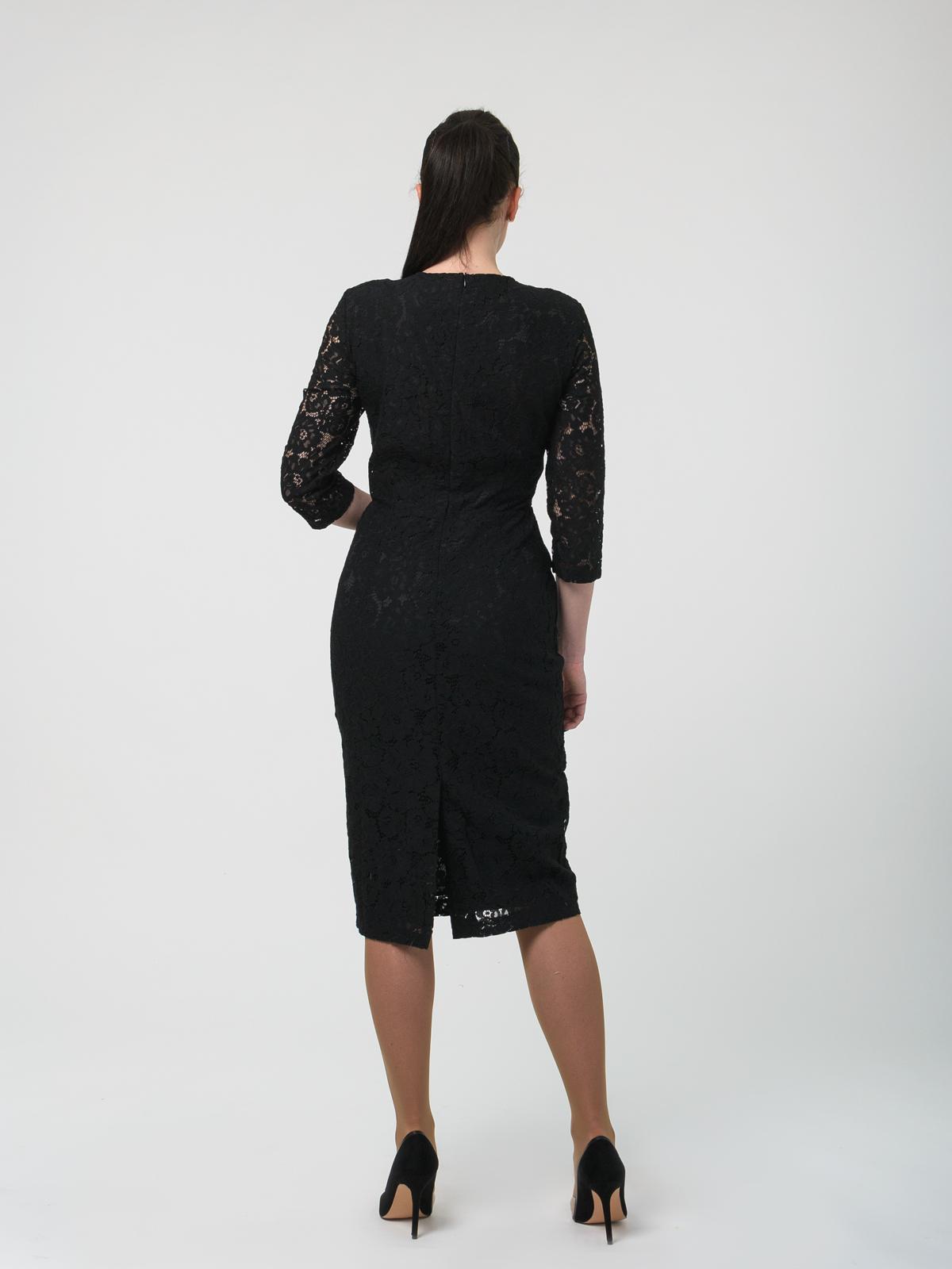 Платье ICHI 20107028 спина