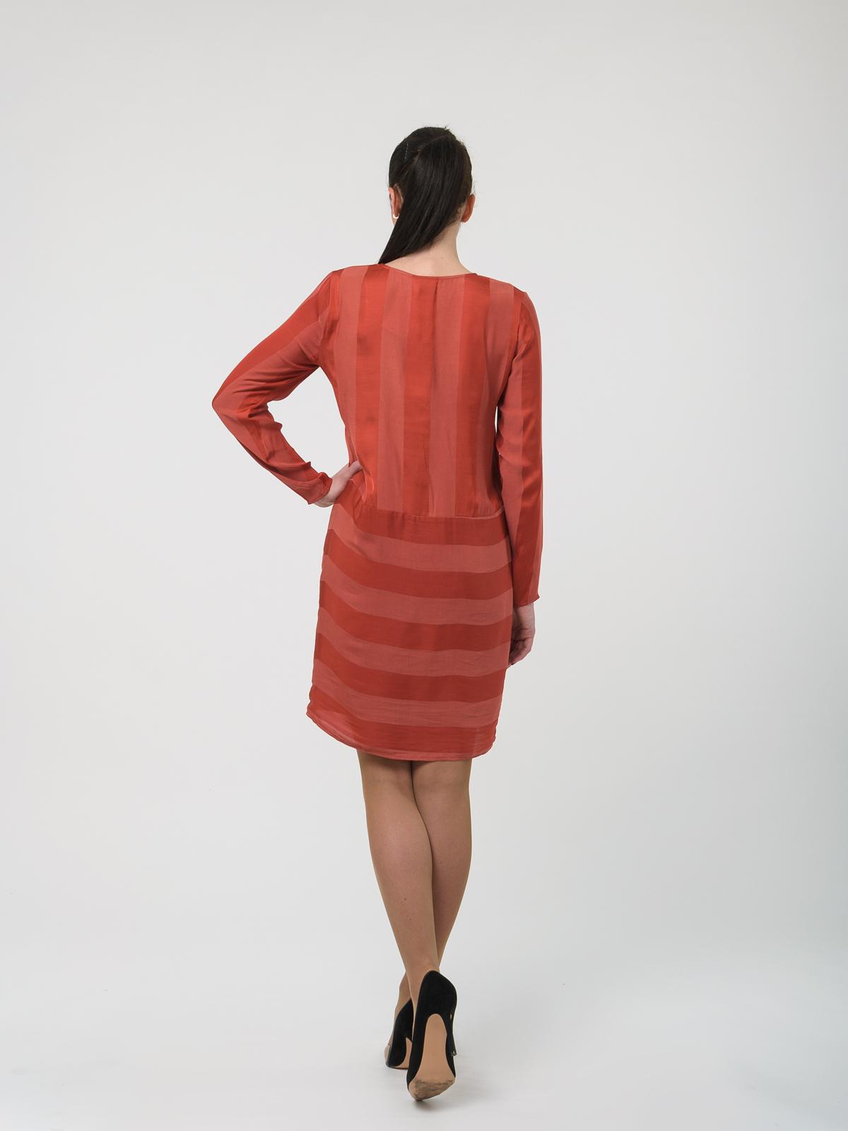 Платье ICHI 20105562 спина