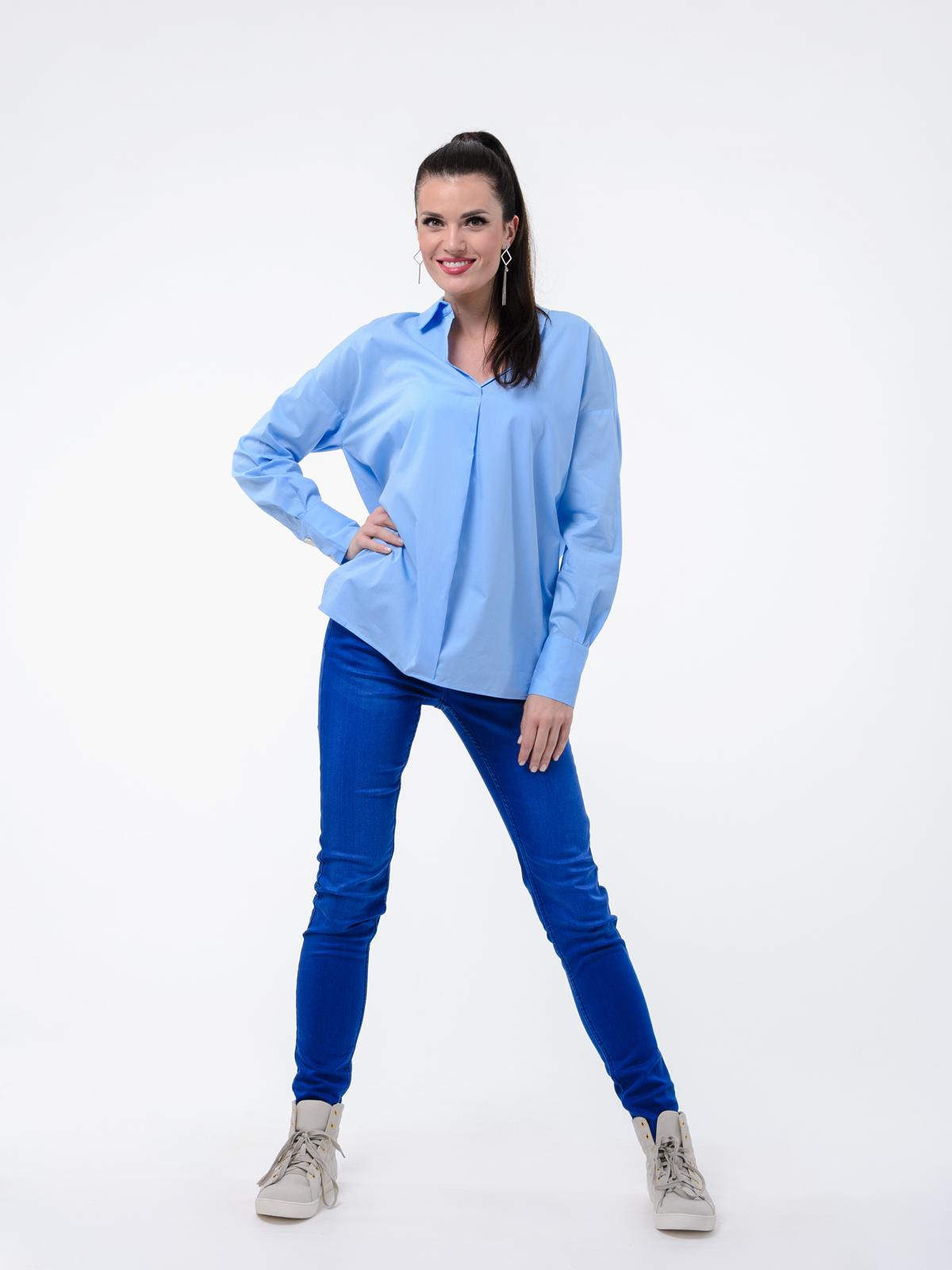 Блузка fransa модель 20606082
