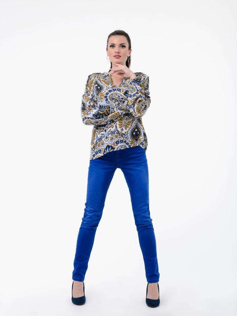 Блузка fransa модель 20606161