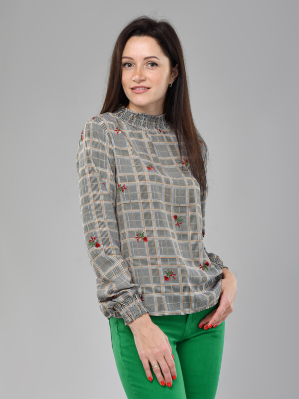 Блузка fransa модель 20606132